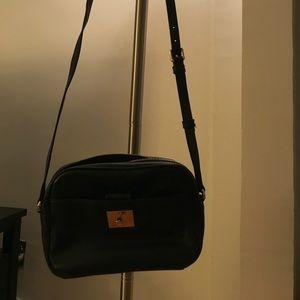 Authentic Coke Hans Black Cross Body Bag